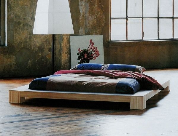 Wonderful Futon Bed Frame Wood Best 25 Japanese Futon Bed Ideas On Pinterest Futon Bed Tatami