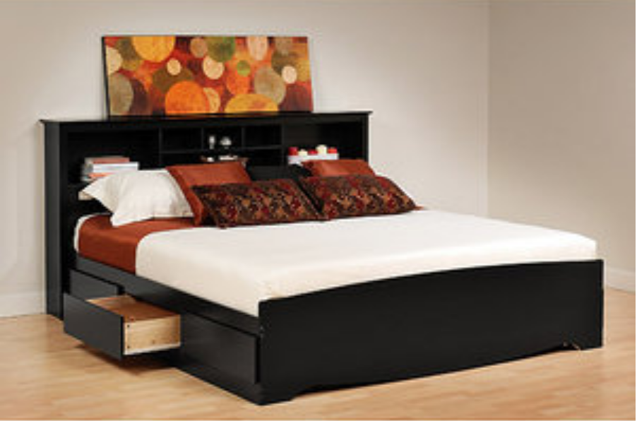 Wonderful Good King Size Mattress Good King Size Bed With Shelf Headboard 78 On Ikea Headboard With