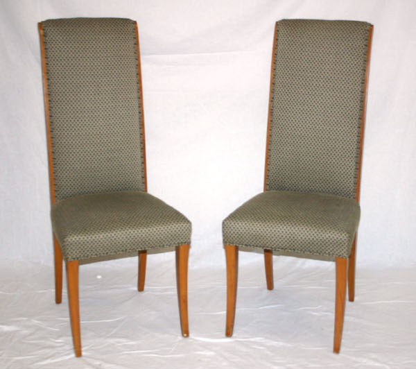 Wonderful High Back Leather Dining Chairs High Back Leather Dining Chair Island Kitchen