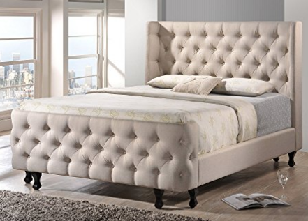 Wonderful King Size Upholstered Headboard And Footboard Upholstered Headboards And Footboards Clandestin