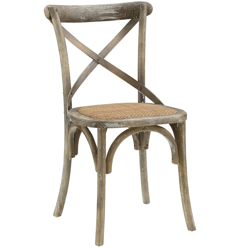 Wonderful Kitchen Side Chairs Distressed Finish Kitchen Dining Chairs Youll Love Wayfair