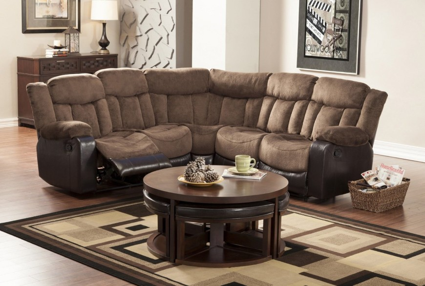 Wonderful L Couch With Recliner Top 10 Best Recliner Sofas Sublipalawan Style