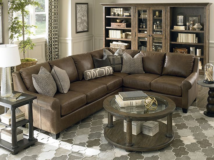 Wonderful Large L Shaped Sectional Sofas Best 25 Leather Sectionals Ideas On Pinterest Leather Sectional