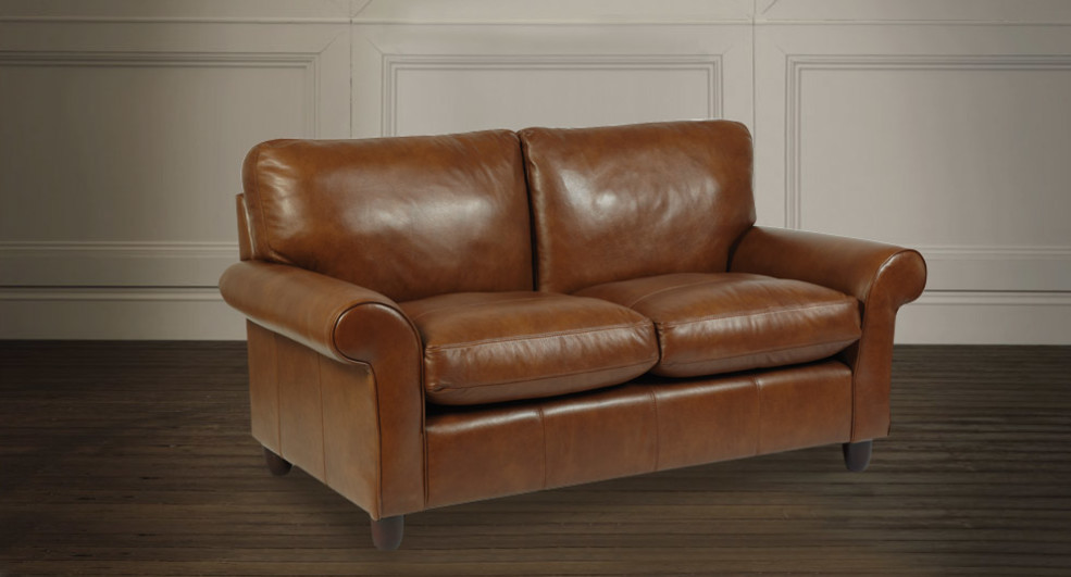 Wonderful Laura Ashley Leather Sofa Made To Order Sofas Abingdon Leather Range Laura Ashley