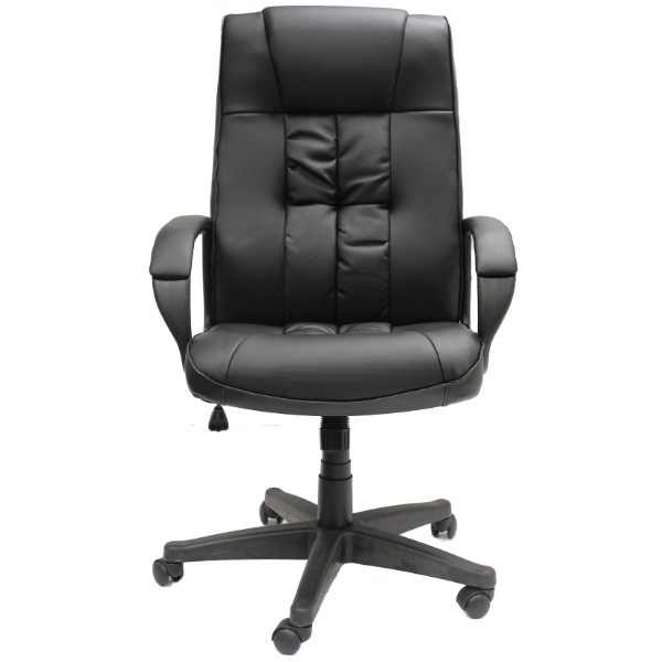 Wonderful Leather Computer Chair Elegant Computer Chair Leather Luxury Black Executive