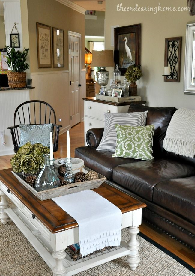 Wonderful Leather Couch Living Room Best 25 Leather Couch Decorating Ideas On Pinterest Brown