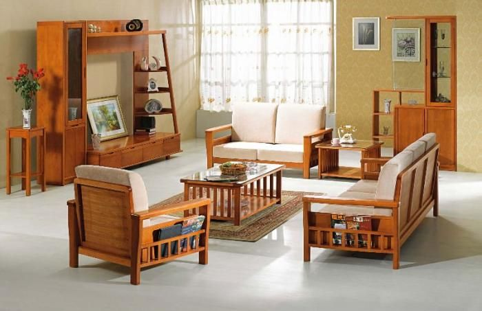 Wonderful Living Room Table And Chairs Wooden Sofa And Furniture Set Designs For Small Living Room
