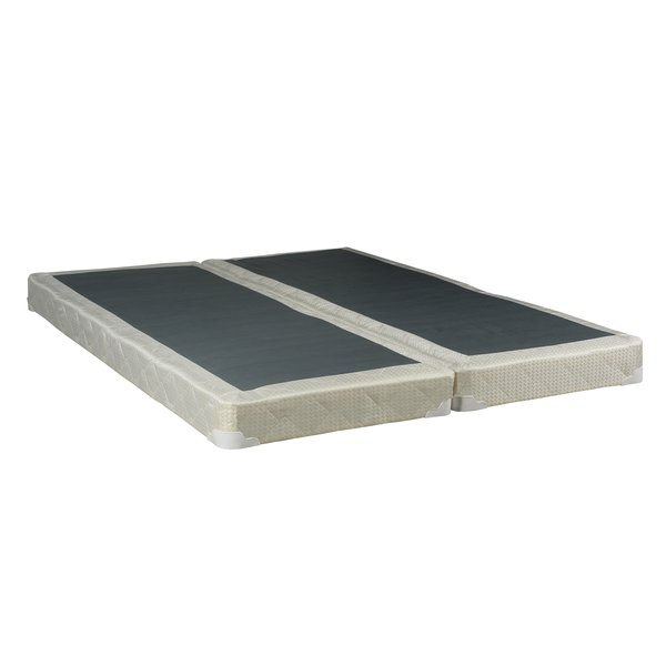 Wonderful Low Box Spring Queen Spinal Solution Hollywood Low Profile Split Queen Size Box Spring