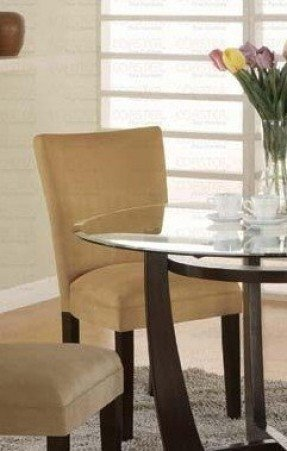 Wonderful Microfiber Dining Chairs Parson Microfiber Chairs Foter
