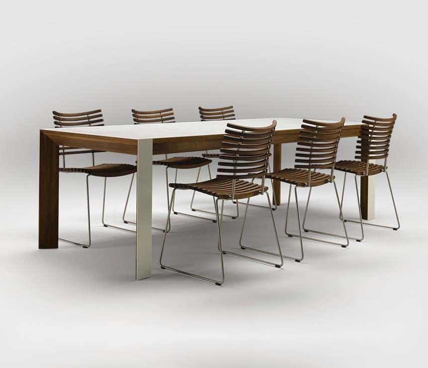 Wonderful Modern Contemporary Dining Table Butterfly Ash Modern Dining Table Modern Dining Tables London
