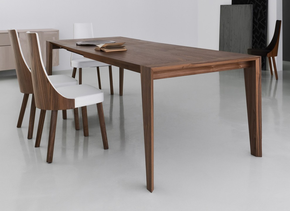 Wonderful Modern Extendable Dining Table Best Modern Extendable Dining Table Modern Extendable Dining