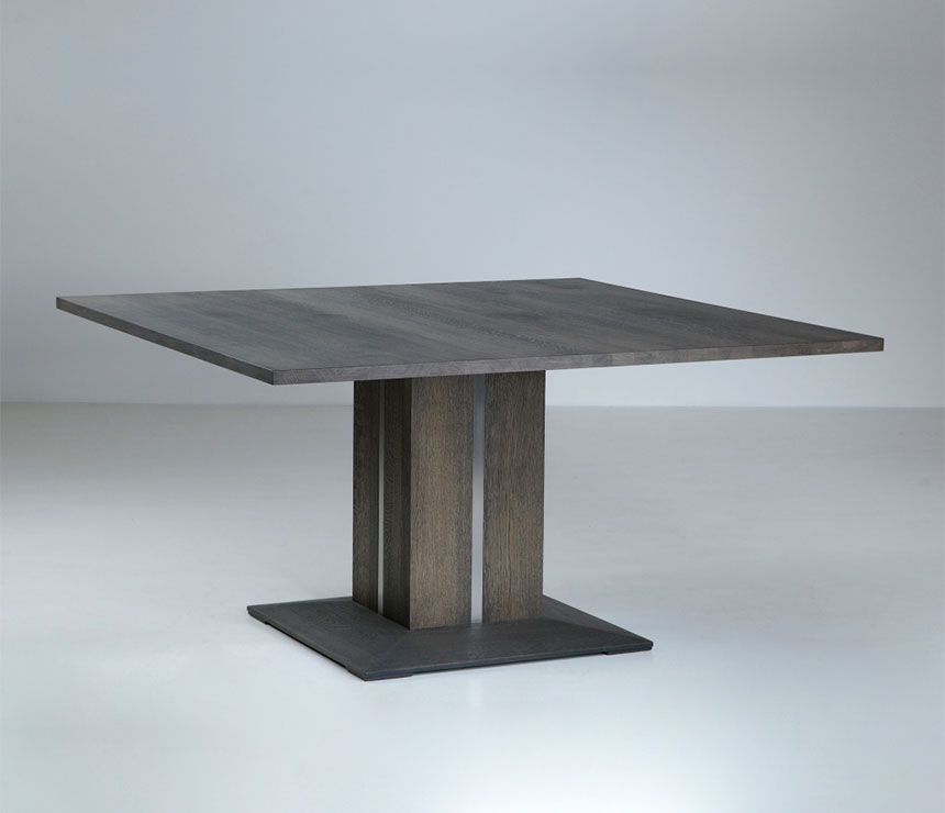 Wonderful Modern Pedestal Table Bright Inspiration Modern Pedestal Dining Table All Dining Room