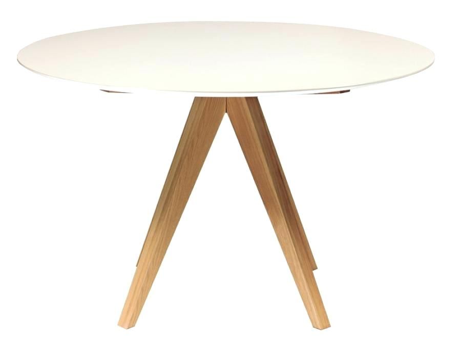 Wonderful Modern Round White Dining Table Metal Round Dining Table Mitventuresco
