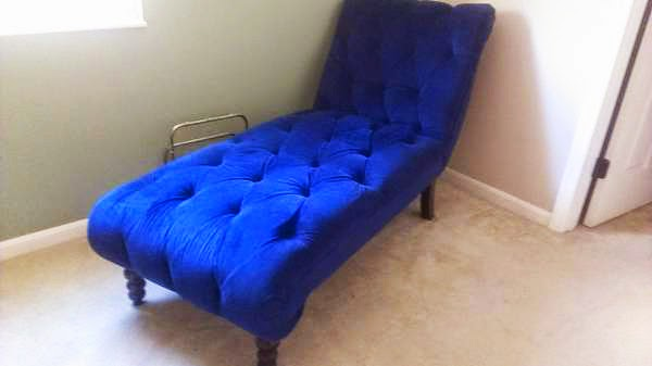 Wonderful Navy Blue Velvet Chaise Lounge Lovable Blue Chaise Lounge Norwalk Navy Velvet Sofa Midcentury