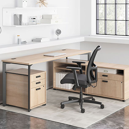 Wonderful Office Desk And File Cabinet Modern Contemporary Office Furniture Eurway Modern