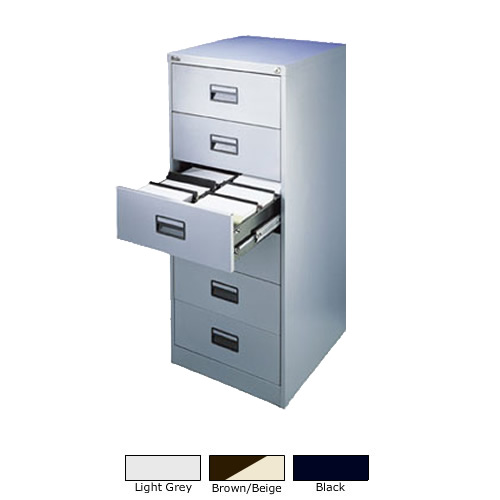 Wonderful Office File Cabinets With Locks 6 Drawer Metal A5 Slv Filing Cabinet Range Complete Office Furniture