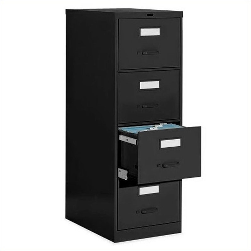 Wonderful Office File Cabinets With Locks Global Office 4 Drawer Vertical Metal File Cabinet 25 450