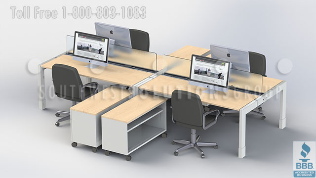 Wonderful Office Furniture Setup Why Use Moveable Office Furniture Over Cubicles Panel Systems