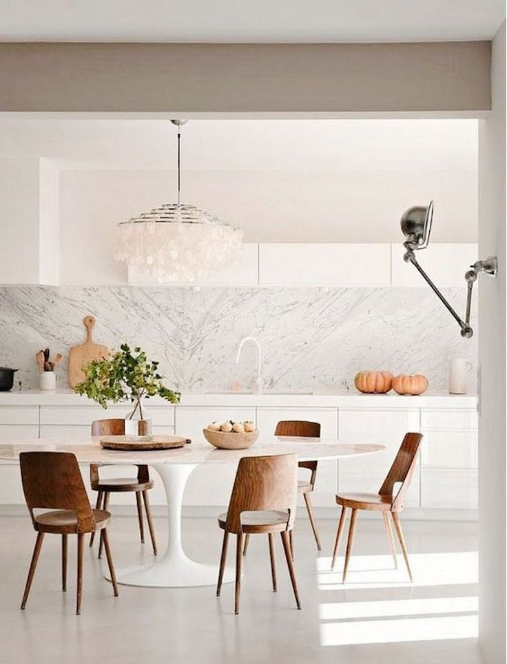 Wonderful Oval Modern Dining Table Best 25 Oval Dining Tables Ideas On Pinterest Oval Kitchen