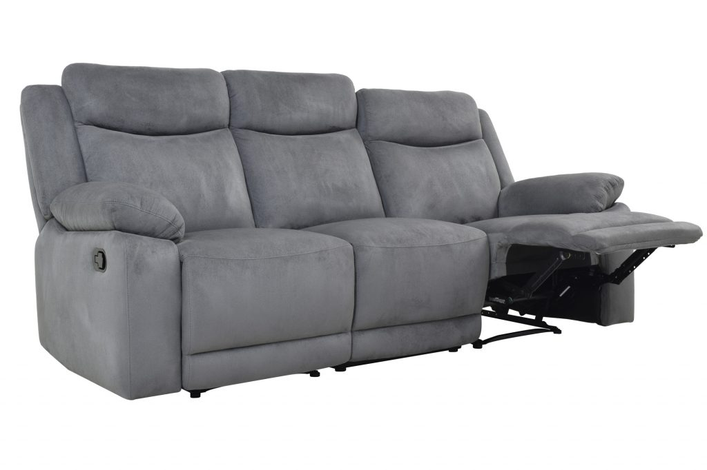 Wonderful Reclining Couch With Chaise Sofa Affordable Grey Reclining Sofa Ideas Grey Reclining Couch