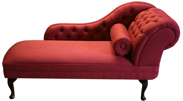 Wonderful Red Leather Chaise Lounge Chair New Kalamos Chaise Lounge Sofa In Red Leather In Swadlincote Red