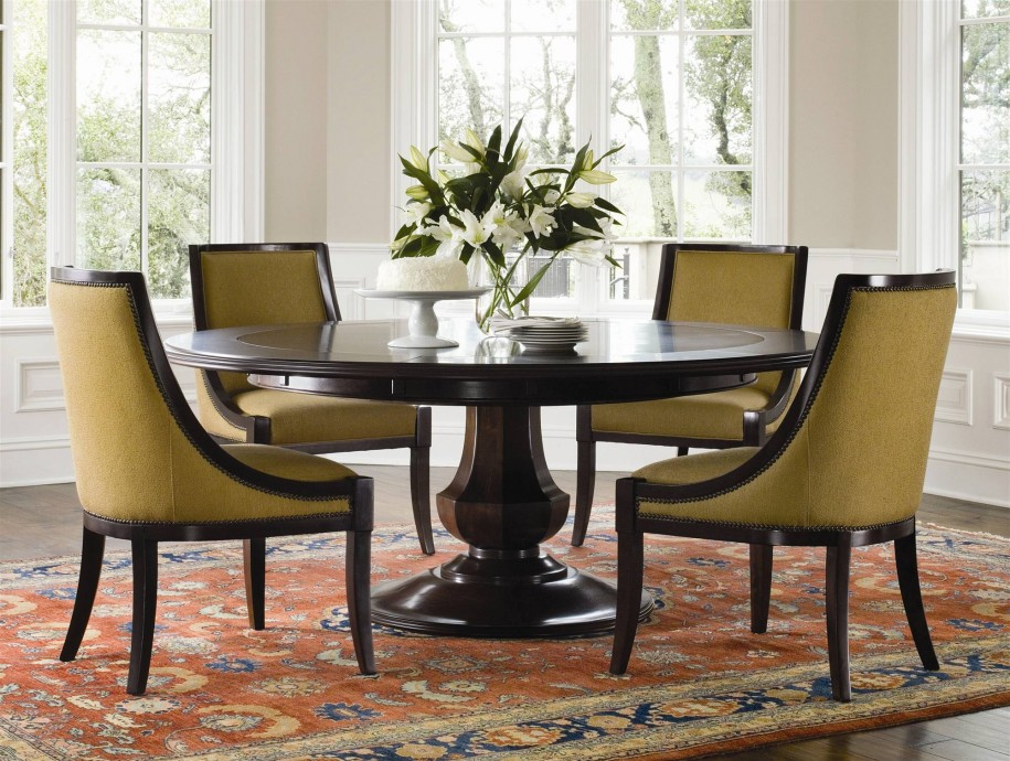 Wonderful Round Table Dining Room Download Modern Round Dining Room Sets Gen4congress