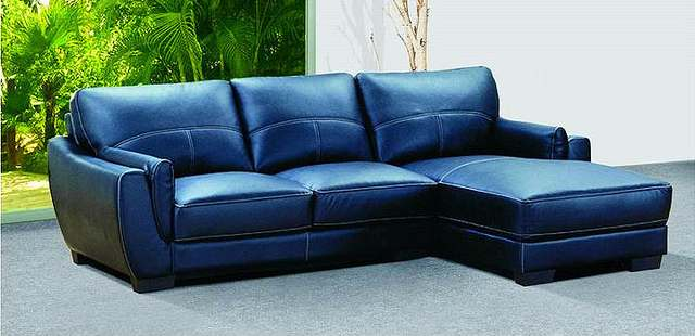Wonderful Teal Blue Leather Sofa Sofa Beds Design Amusing Ancient Light Blue Leather Sectional
