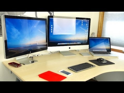 Wonderful Tech Desk Setup Tech Desk Setup 2013 Youtube
