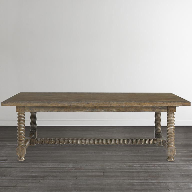 Wonderful Trestle Dining Table Compass Trestle Dining Table