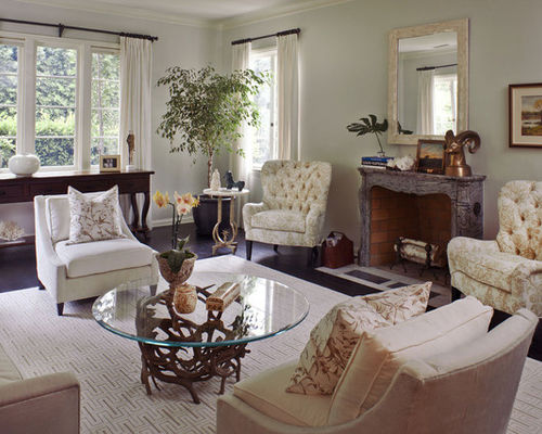 Wonderful Tufted Living Room Chair Tufted Living Room Chairs Houzz