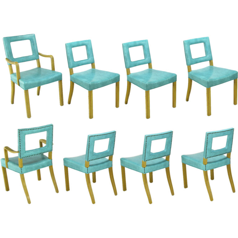 Wonderful Turquoise Leather Dining Chairs Other Blue Leather Dining Room Chairs Excellent On Other In Blue
