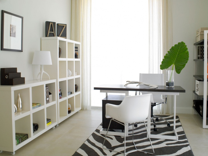 Wonderful White Home Office Furniture 16 White Home Office Furniture Designs Ideas Plans Design