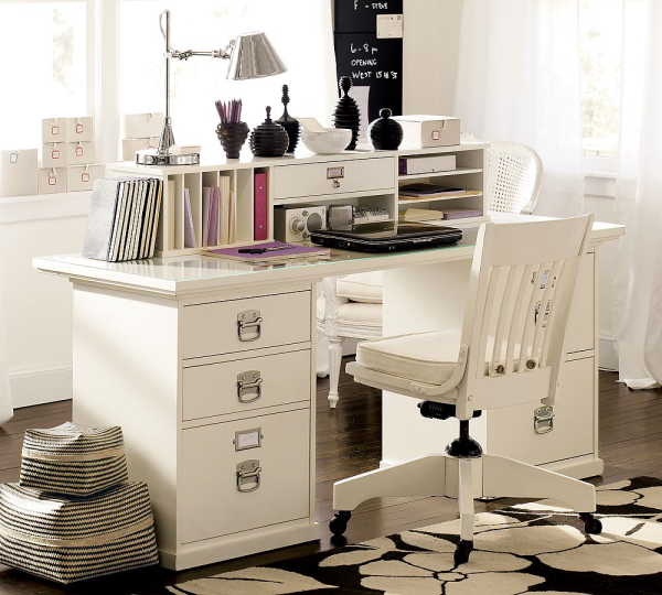 Wonderful White Home Office Furniture Sets White Home Office Furniture Sets Tavoosco