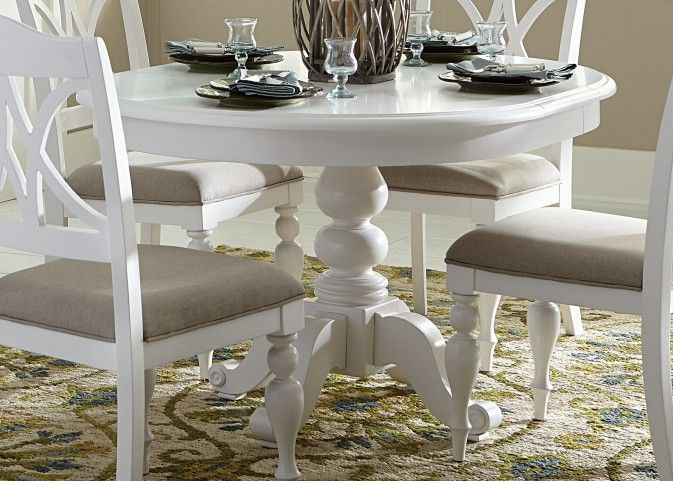 Wonderful White Round Dining Table Best 25 White Round Dining Table Ideas On Pinterest Farmhouse
