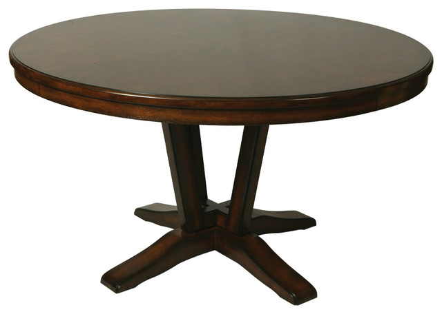 Wonderful Wood Dining Table Round Round Wood Dining Table Ideas For Home Decoration