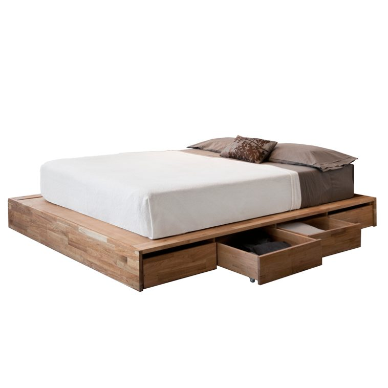 Wonderful Wooden Bed Frame Without Headboard Awesome Platform Bed Frame Without Headboard 16 About Remodel