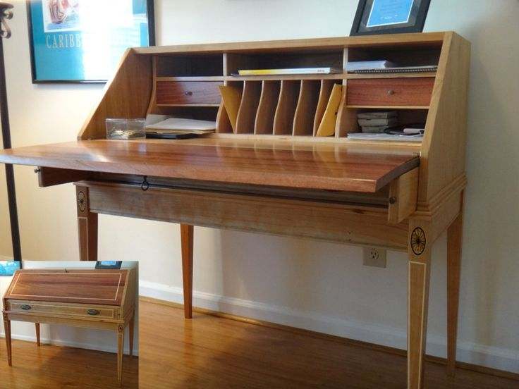 Wonderful Writing Desk Plans Best 25 Desk Plans Ideas On Pinterest Build A Desk Diy Desk