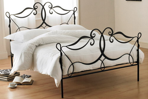 Wonderful Wrought Iron Bed Frame Find Out The Reasons Behind The Popularity Of Wrought Iron Beds